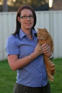 Hollie Jefferies Veterinary Nurse